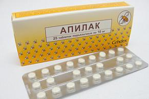Апилак таблетки
