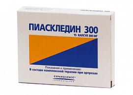 Пиаскледин 300